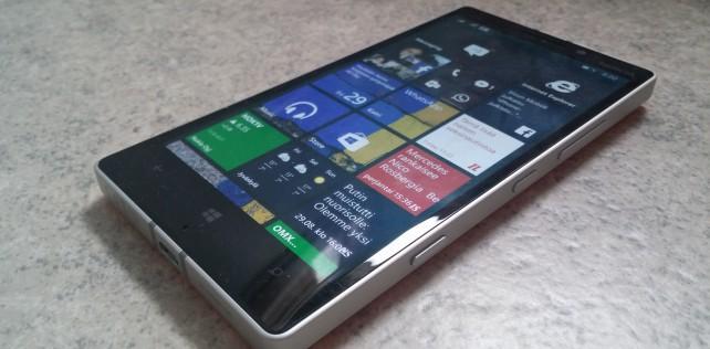 Arvostelussa Nokia Lumia 930 – parasta Lumiaa tähän mennessä