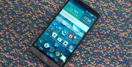LG G3:n QHD-näyttö ei ole automaattisesti jonkun muun valmistajan Full HD -näyttöä parempi