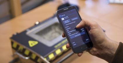 Generic Star N9500 -puhelin, jonka firmware sisälsi spyware-sovelluksen