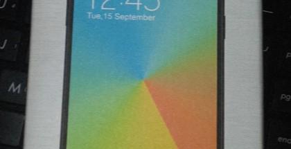Vuotokuva Samsung Galaxy Note 4:n myyntipakkauksesta