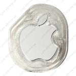 iPhone 6:n takakannen Apple-logo