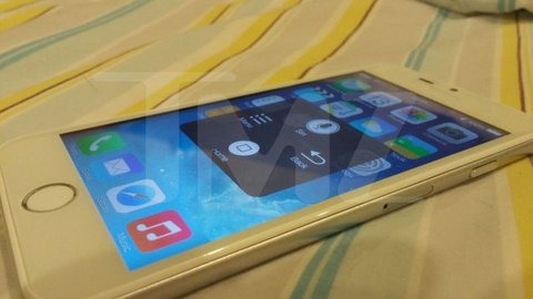 Käyttöjärjestelmä, joka muistuttaa samaan aikaan sekä iOS 8:aa että Androidia