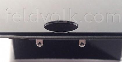 Vuotokuvassa väitetty iPhone 6:n pyöreäreunainen etupaneeli