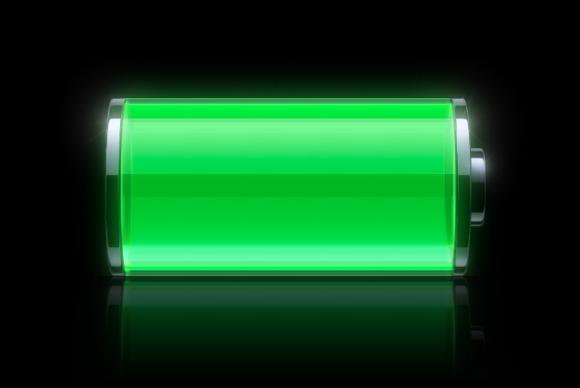 iPhone akku.