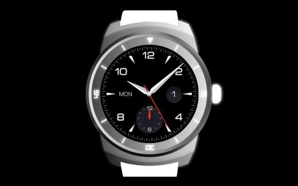LG G Watch R saattaa näyttää tältä