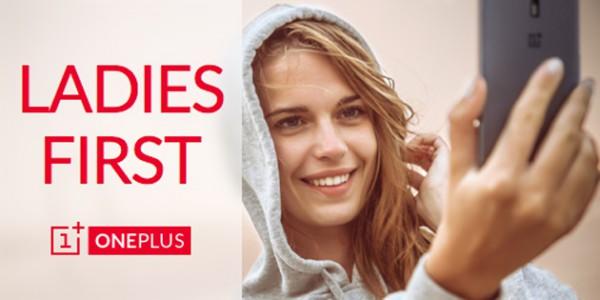 """OnePlusin """"Ladies First"""" -kampanja peruttiin nopeasti"""