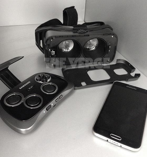 Samsungin virtuaalitodellisuuslasit