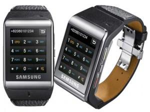 Samsung kellopuhelin
