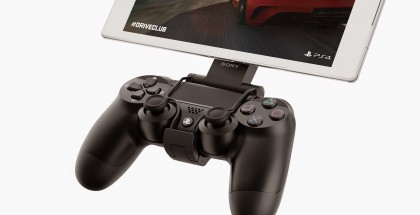 Sony Xperia Z3 Tablet Compact ja PS4 Remote Play