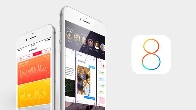 Uusien iPhone 6- ja 6 Plus -mallien lisäksi uusi iOS 8 tulee rajoitetusti myös vanhemmille laitteille