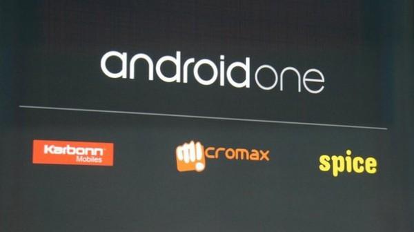 Ensimmäiset Android One -yhteistyökumppanit