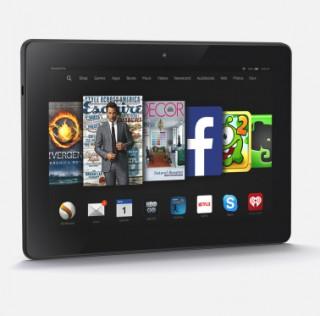 Uusi ja tehokas Fire HDX 8.9 -tabletti julki – lisäksi Amazon tuo lapsille oman Fire HD -tabletin