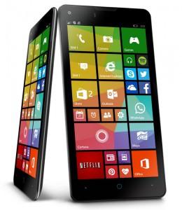 Windows-brändätty GoFone GF47W