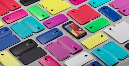 Uusi Moto G ja iso kasa Motorola Shells -takakuoria
