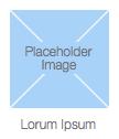 Placeholder-kuvat ja -tekstit johtavat myös hylkäämiseen