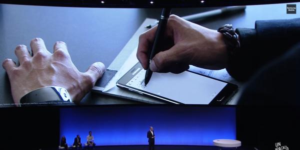 Samsung Galaxy Note 4 ja uusi S Pen