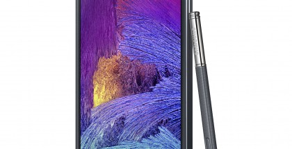 Samsung Galaxy Note 4.