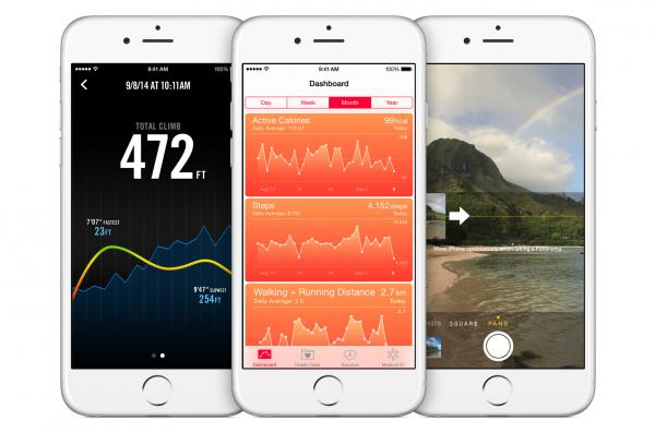 Apple M8 tuo muutamia uusia tietoja kehittäjille