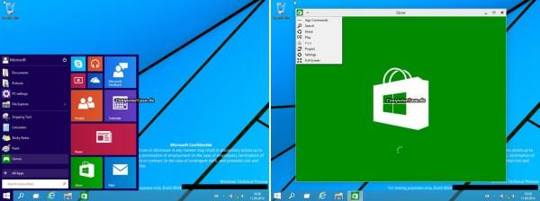 Kuvakaappaus Windows 9 -käyttöjärjestelmästä