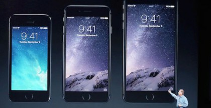 Apple on rikkonut patentteja iPhoneissaan.