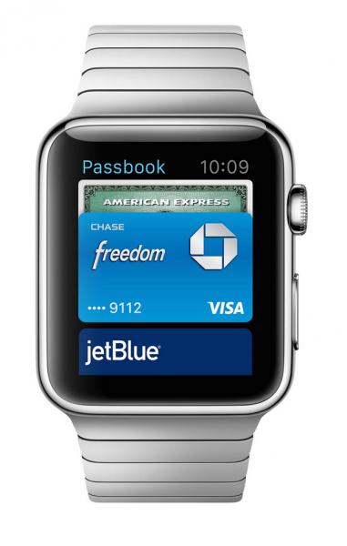 Apple Watchilla voi maksaa Apple Paylla - Yhdysvalloissa