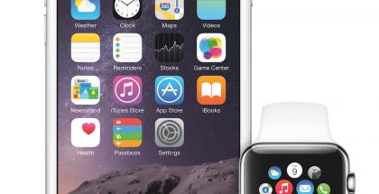iPhone 6 ja Apple Watch