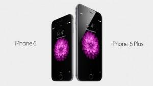 iPhone 6 ja iPhone 6 Plus