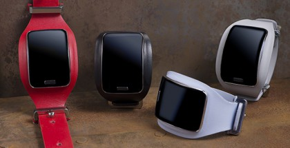 Diesel Black Gold -versiot Samsung Gear S -älykellosta