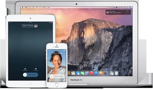 iOS 8 ja Mac-tietokoneiden Yosemite-päivitys tiivistävät Applen ekosysteemiä entisestään