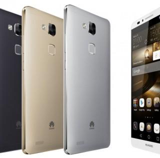 Kotimaista teknologiaa sisältävä Huawei Ascend Mate7 saapuu Suomeen marraskuussa