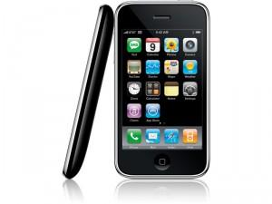 iPhone 3G näytti eri aikaa kuin nykyiset mallit