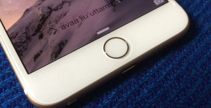Touch ID.