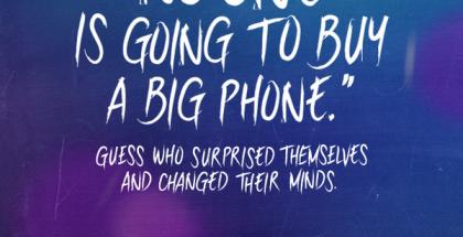 Samsungin piikittelee Twitterissä Applen uusia julkistuksia