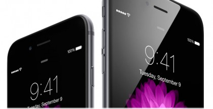 iPhone 6:n ja iPhone 6 Plussan pisteet DxOMark Mobile -kameratestissä