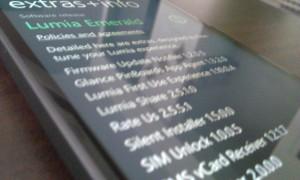 Lumia Emerald