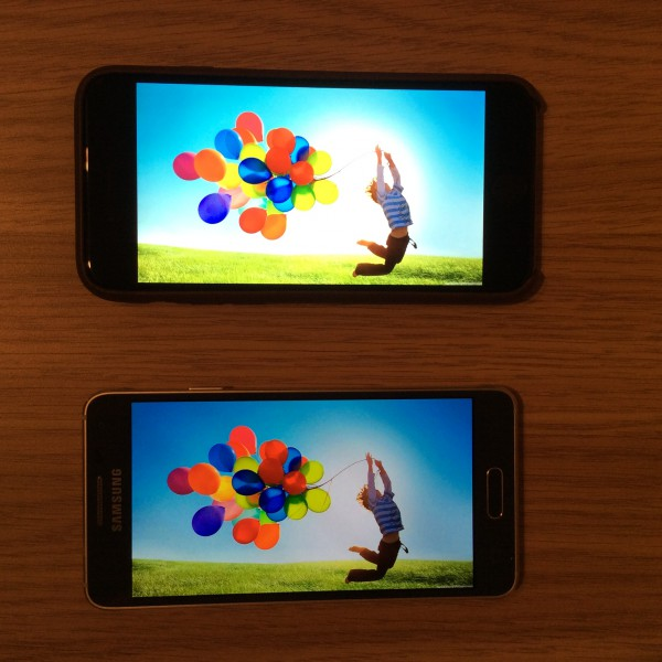 iPhone 6:n näytöllä kuvat näyttävät kauniimmilta, kiitos kirkkauden ja luonnollisemman väritoiston
