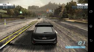 Need For Speed: Most Wantedin kaltaiset pelit rullaavat molemmissa puhelimissa kuin vettä vain