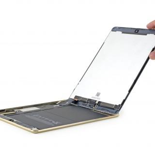 iPad Air 2 saa heikot pisteet korjattavuudessa – liiman määrä tekee avaamisesta vaikeaa ja kallista