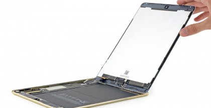 iPad Air 2 avattuna