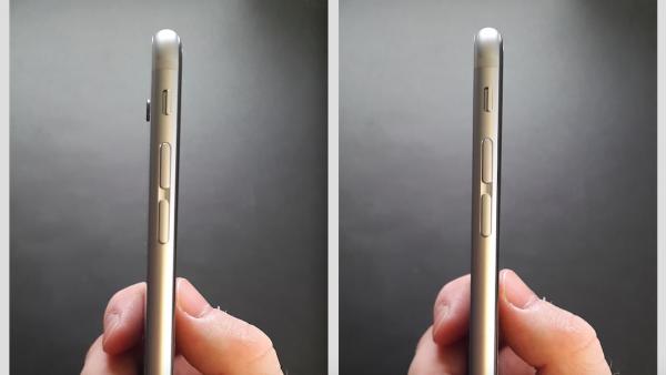Apple sai moitteita mainoskuvien jälkikäsittelystä. OIkeasti kameran linssin piilottaminen kuvista ei vaadi kuin todella pienen muutoksen kuvakulmaan.