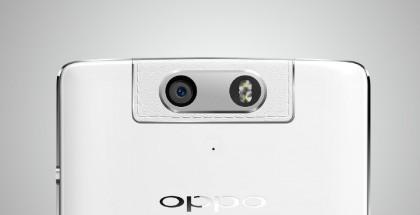 Oppo N3n kääntyvä kamera
