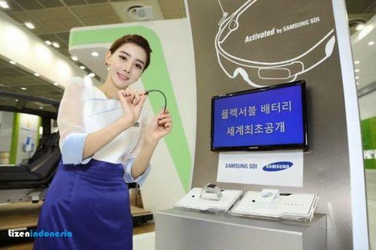 Tizen Indonesia: Samsungin taipuvan akun esittelyä