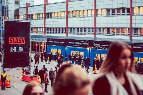 Slush 2014. Kuvaaja: Jussi Hellsten