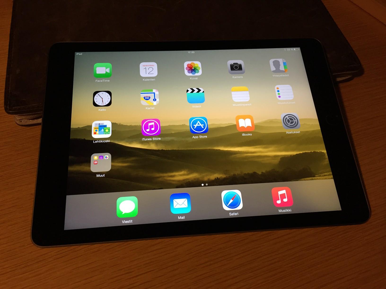 Apple julkaisi iOS 12:n - mitä uudistuksia päivitys tuokaan Kysely