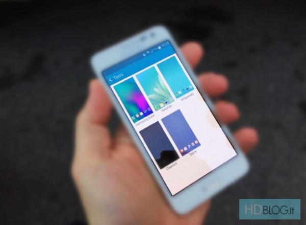 Samsungin uudet Galaxy A3 ja A5 sisältävät vaihdettavia teemoja