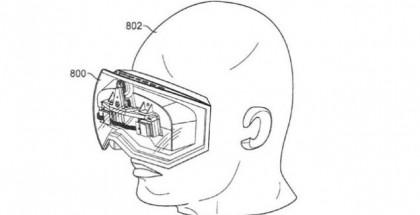 Applen viime vuonna esiin nousseessa patentissa kuvataan jonkinlaisia virtuaalitodellisuuslaseja