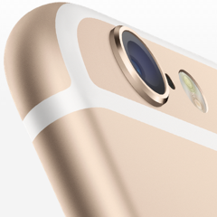 iPhone 6 Plussan kamera