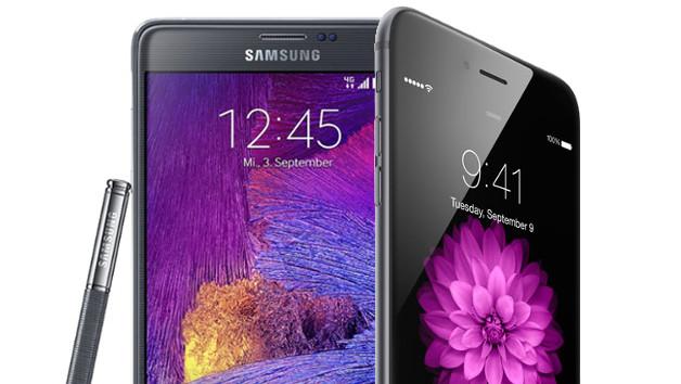 iPhone-6-Plus-vs-Galaxy-Note-4