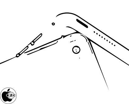 Hahmotelma Apple iPad Prosta