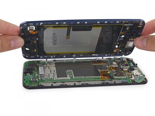 iFixit: Nexus 6 avattuna